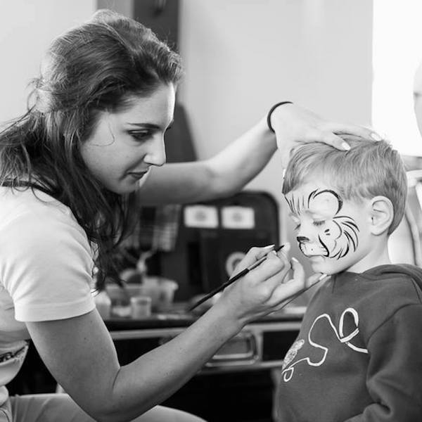Face Paint by Bazinga Parties Cape Town