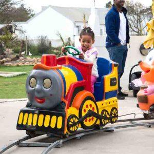Kids Electric Train Bazinga Parties