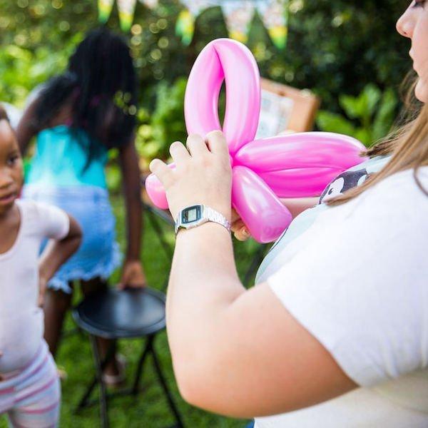 Balloon Artist Cape Town Bazinga Parties