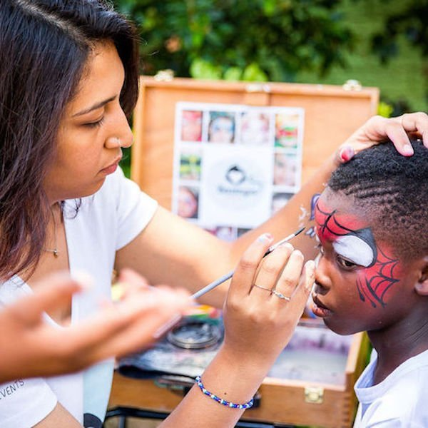 Face Painter Cape Town Bazinga Parties