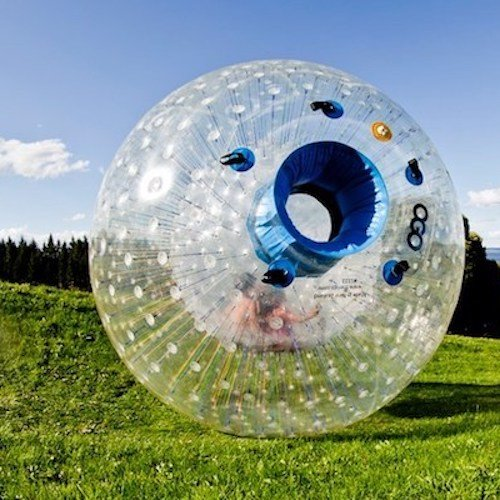 Zorb Ball Rental Bazinga Parties Event Entertainment Cape Town
