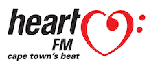 Heart FM Logo Event Entertainment Cape Town Bazinga Parties