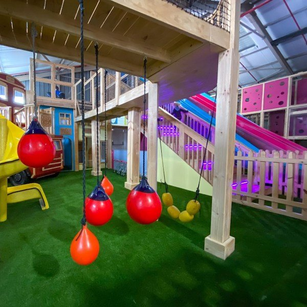 Kids Party at Trampoline Park Cape Town