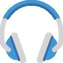 Headsets Icon Silent Disco Party Bazinga