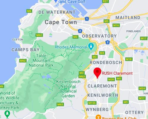 Rush Kids Party Venue Cape Town