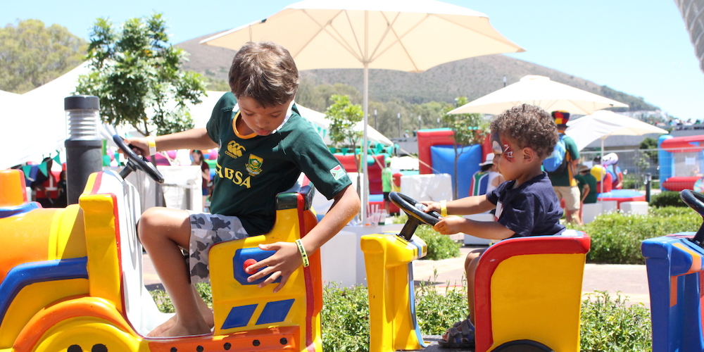 SA Rugby Event Entertainment Cape Town Bazinga Parties
